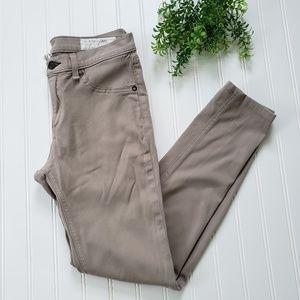 Rag & Bone Skinny Legging Khaki Pants sz 28